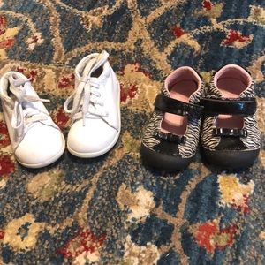 Stride rite 4.5w shoes